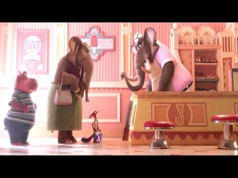 Doppiaggio 64 - 'Zootropolis' - Ghiacciolo Jumbo Fandub ITA