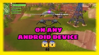 HOW TO DOWNLOAD FORTNITE ON ANY ANDROID DEVICE ! (need root)