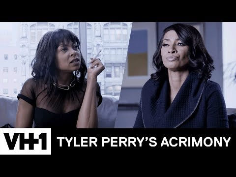 Taraji P. Henson & Karlie Redd's UNFILTERED Therapy Session  Tyler Perry's Acrimony  VH1