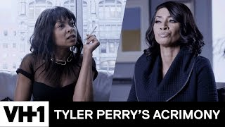 Taraji P. Henson & Karlie Redd's UNFILTERED Therapy Session | Tyler Perry's Acrimony | VH1