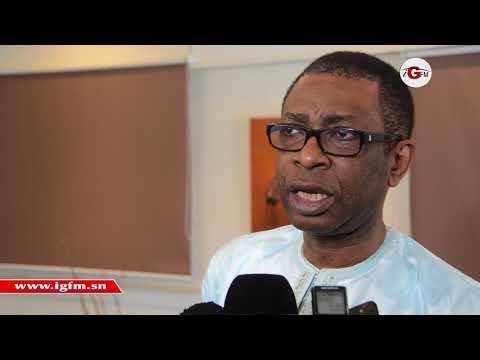Réaction de Youssou Ndour, invité d'honneur de la Commission européenne