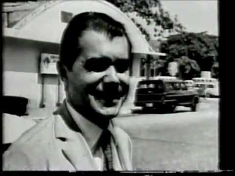 Jornal Nacional: 15/03/1985 - Trajetória política de José Sarney.