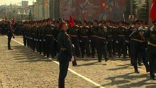 Память о подвиге: в Екатеринбурге прошел Парад Победы