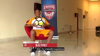 Testimonio Blas Pérez (CD Plaza Amador), Liga de Campeones CONCACAF Scotiabank Sub-13, 2017