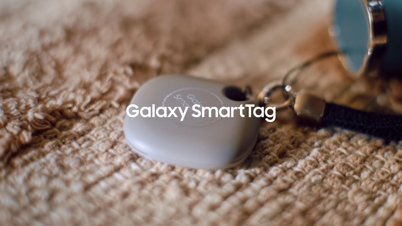 Galaxy SmartTag: A smart controller for your smart home | Samsung