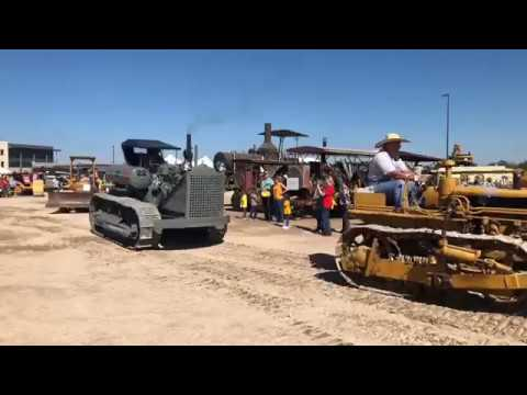 Caterpillar Antique Machine Parade | 2018 ACMOC National Show