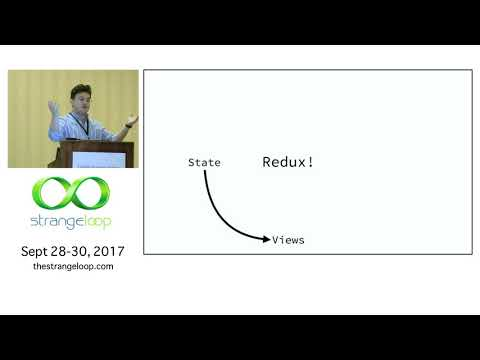 """Redux: Architecting and scaling a new web app at The NY Times"" by Juan Carlos Montemayor Elosua"