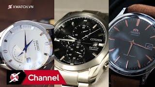 Những phân khúc giá phổ biến của đồng hồ Nhật Bản