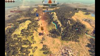 Total War: Rome 2 - Seleucid Walkthrough Episode 6 - March on Alexandria Thumbnail