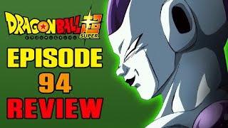 Dragon Ball Super Episode 94 REVIEW | RE-RESURRECTION F