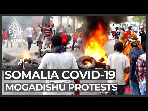 Anger in Mogadishu after police kill civilian in COVID-19 curfew