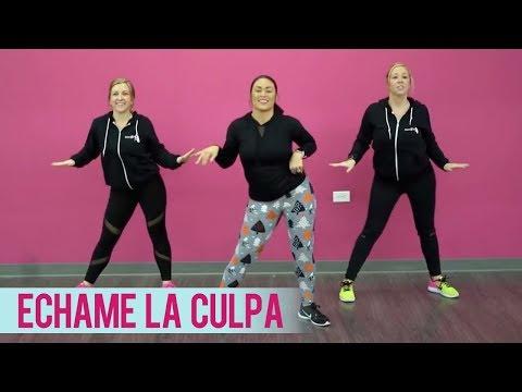 Luis Fonsi, Demi Lovato - Échame La Culpa (DANCE2FIT with Jessica Bass James)