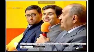 Haci Şahin Həsənli Elmir Əkbər Ekber Akbar Nizami Süleymanov Kamran Həsənli in təqdimatında