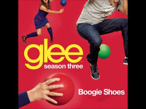 Glee- Boogie Shoes (Sped Up)