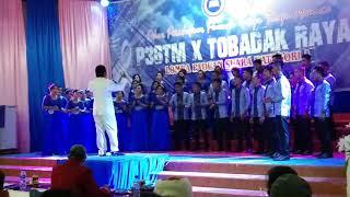 Download Mp3 Paduan Suara Terwowwwww😁😁😁ps Klasis Tawalian