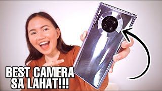 HUAWEI MATE 30 PRO UNBOXING & REVIEW   THE BEST CAMERA SMARTPHONE!