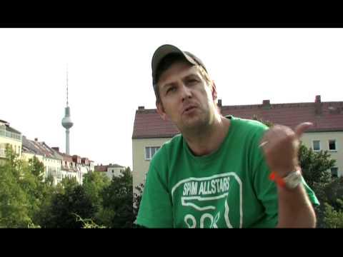 Berlin, Techno Capital. Interview Paul Kalkbrenner by Willy Rollé