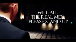 Will all the REAL MEN please stand UP | Spoken Word