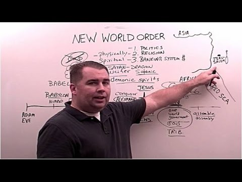 What the Bible Says about the New World Order