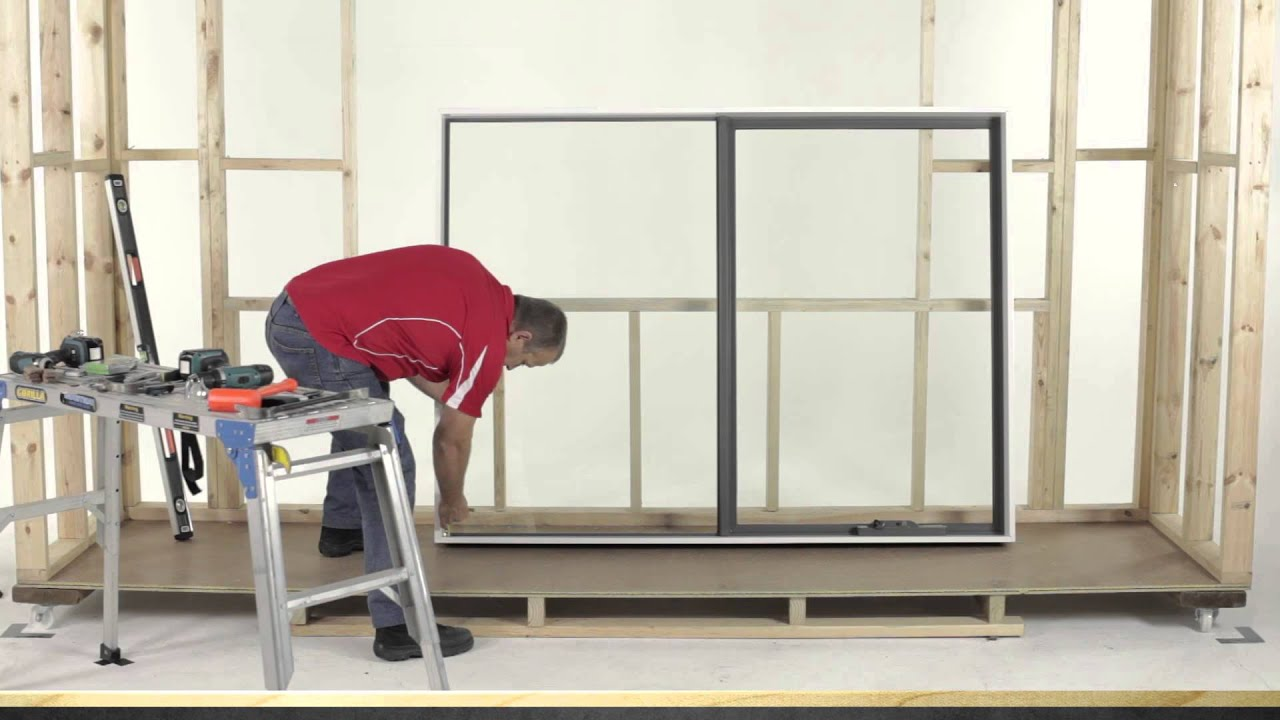 How To Install An AL Awning Window