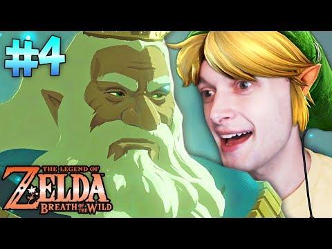 DADDY'S SECRET - The Legend of Zelda: Breath of the Wild - PART 4