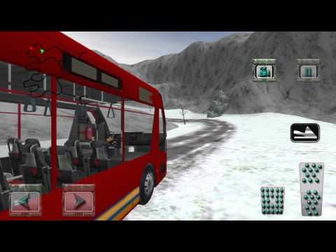 Hill Tourist Bus Driving - Android Gameplay