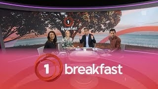 TVNZ 1: Breakfast - Reaction to the ICC Cricket World Cup Final [15th July 2019]