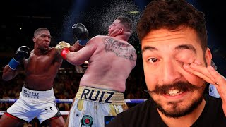 Why Anthony Joshua WILL KNOCKOUT Andy Ruiz