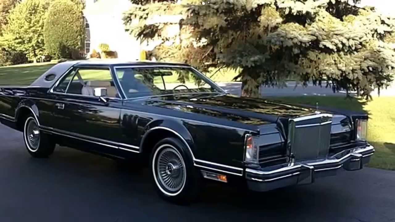 1977 Lincoln Mark V www.supersportmotors.com SOLD - YouTube