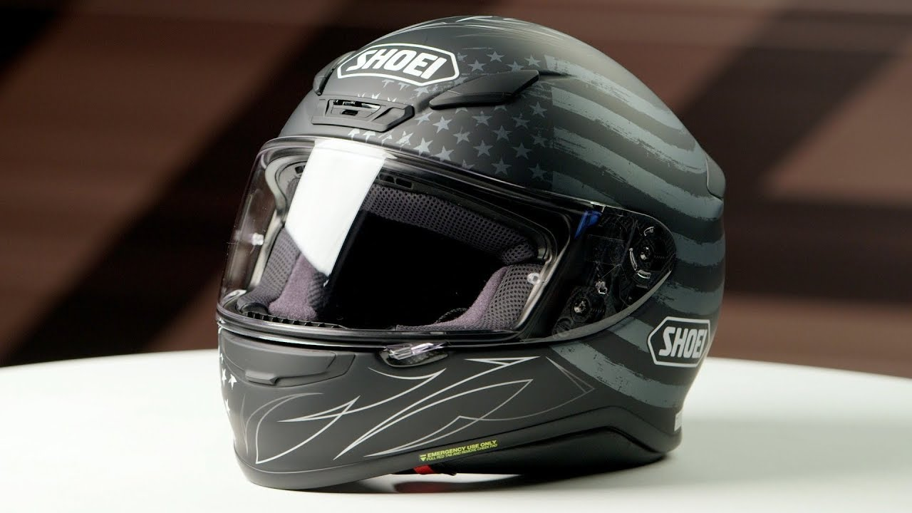 cf50b4bf462 Shoei RF-1200 Dedicated Helmet Review - YouTube