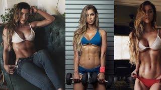 Fantastic Fitness Girl Anllela Sagra Workouts