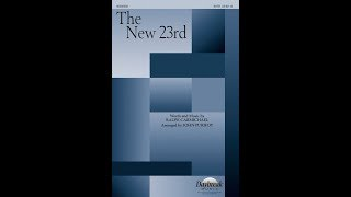THE NEW 23RD - Ralph Carmichael/arr. John Purifoy