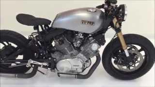 Custom Hand Build 1981 Yamaha Virago 750 Cafe Racer / Bobber