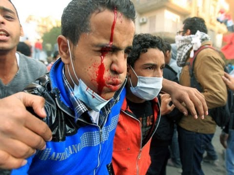 CBS Evening News - Egypt Protests Turn Deadly As Cabinet Resigns