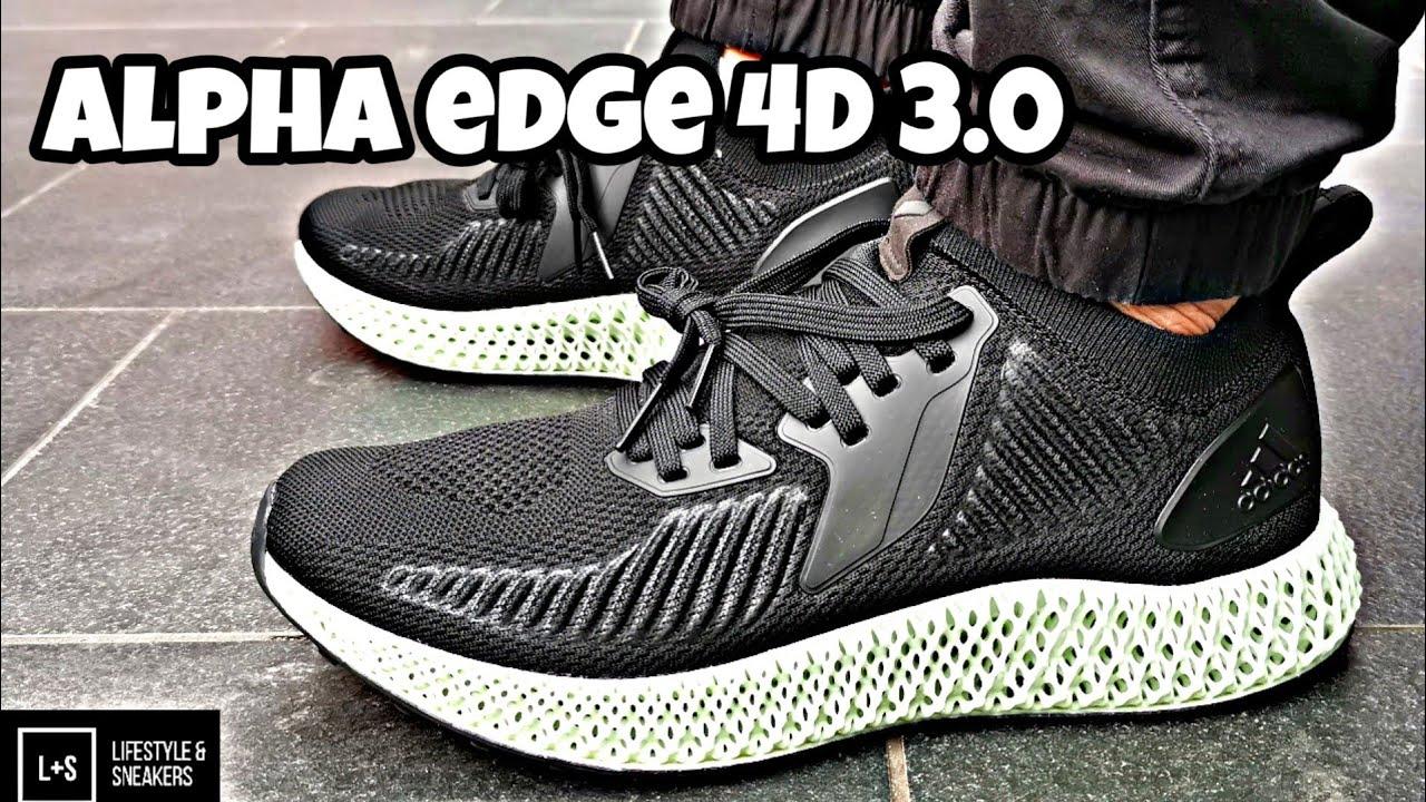 Desear Pickering distancia  Adidas Alpha Edge 4D 3.0