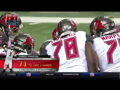 Tampa Bay Buccaneers @ Atlanta Falcons Week 8 2015