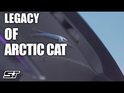 The Legacy Of Arctic Cat Snowmobiles