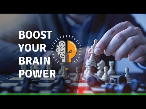 5 New Way To Boost Brain Power Identified | ProCare Health Tips