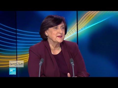 فاديا كيوان، المديرة العامة لمنظمة المرأة العربية  - 12:55-2019 / 3 / 11