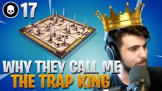 This Is Why They Call Me The Trap King (Fortnite Battle Royale)