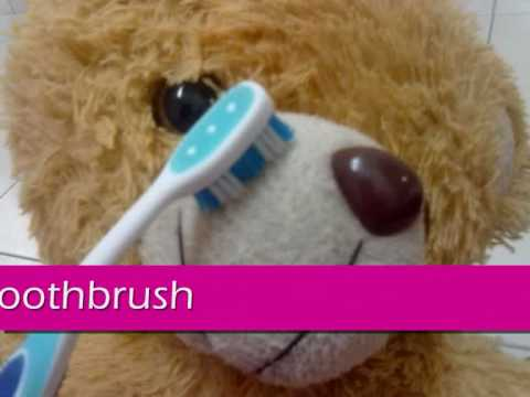 how to clean your teddy bear
