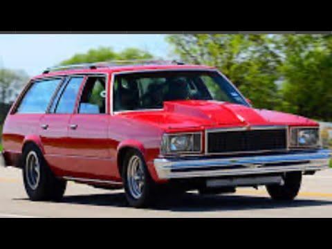 Ls powered Chevy Malibu Wagon (G Body)