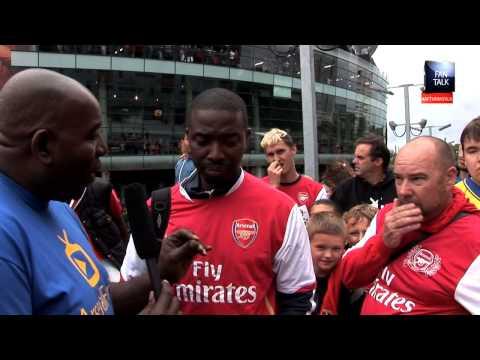 Arsenal FC - Buy Players It's Not Rocket Science - Arsenal V Aston Villa - ArsenalFanTV.com