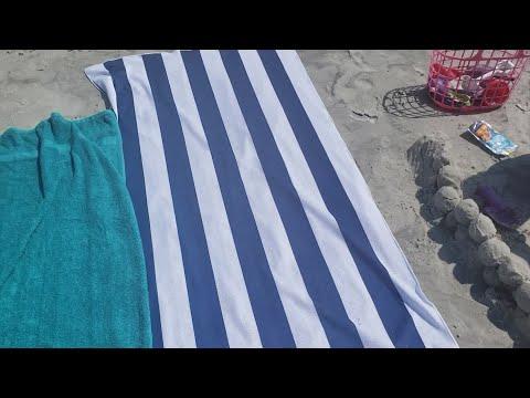 The Sand- Free Beach Towel