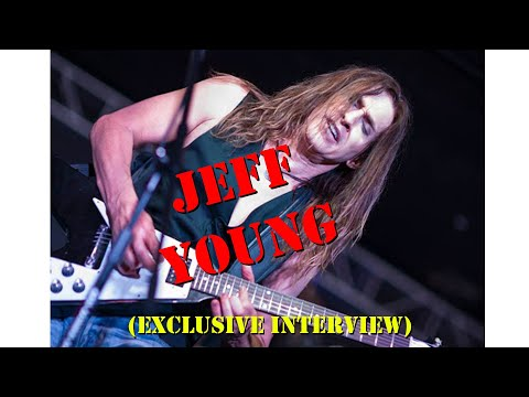JEFF YOUNG - FORMERLY OF MEGADETH SPEAKS WITH JAIME POULOS AT METAL EXPRESS RADIO