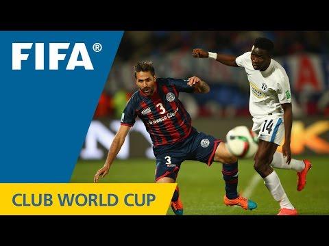 HIGHLIGHTS: San Lorenzo - Auckland City (FIFA Club World Cup 2014)