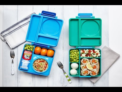 lunch box with insulated thermos youtube. Black Bedroom Furniture Sets. Home Design Ideas