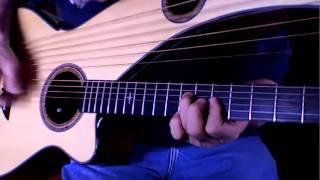 Light My Fire - Stephen Bennett on harp guitar