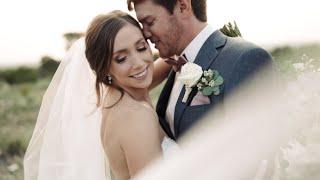 Hannah & Chance's Christoval Wedding