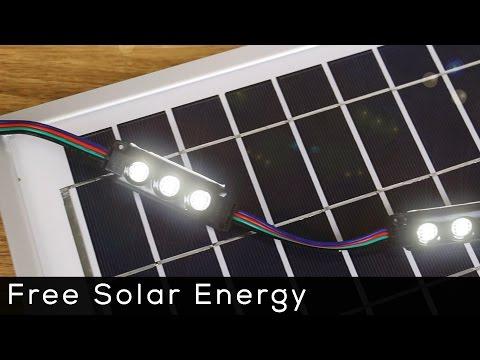 Parts Express Solar Panels Product Spotlight